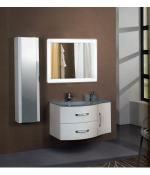Зеркало в ванную комнату с подсветкой Скарлет